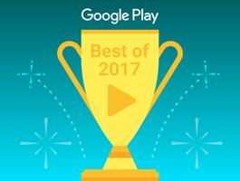 2017 Google Play 年度精選 App
